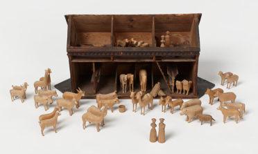 Farm yard toys